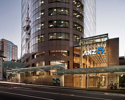 ANZ Tower structural work completed